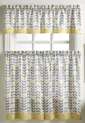Savannah Kitchen Curtain - Gold