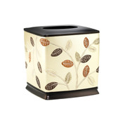 Lillian tissue box cover from Popular Bath
