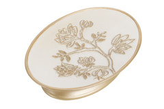 Maddie soap dish from Popular Bath