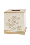 Maddie tissue box cover from Popular Bath
