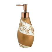 Veronica lotion dispenser from Popular Bath