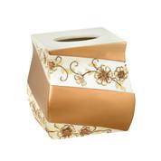 Veronica tissue box cover from Popular Bath