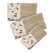 Aubury 3 piece towel SET  from Popular Bath