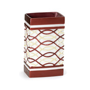 Harmony Tumbler - Burgundy from Popular Bath