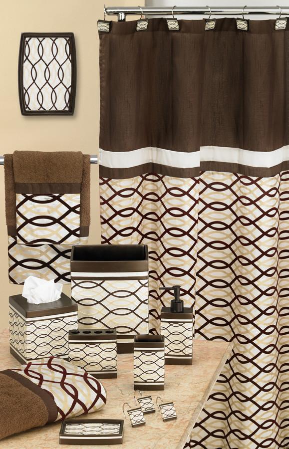 Harmony Shower Curtain Bathroom Accessories