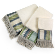 Contempo 3pc Towel Set - Blue