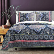 Twyla Quilt Set from Greenland Home Fashions