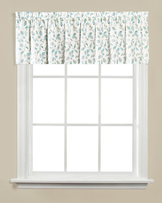 Gentle Wind Kitchen Curtain valance