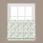 "Garden Discovery 24"" kitchen curtain"