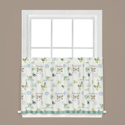 """Garden Discovery 36"""" kitchen curtain"""