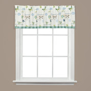 Garden Discovery kitchen curtain valance