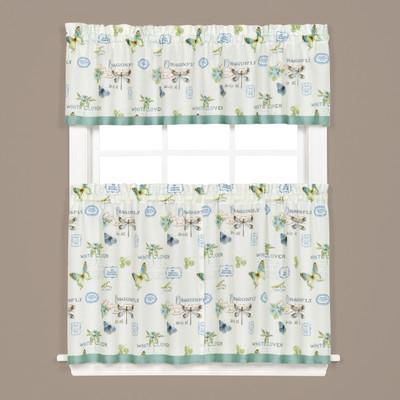 Garden Discovery Kitchen Curtain