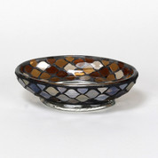 Morocco Glass Soap Dish