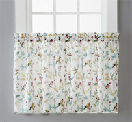 "Aviary 36"" kitchen curtain"