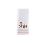Adirondack Dogs 2 piece Hand Towel Set from Saturday Knight
