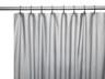 Clean Home PEVA Shower Curtain - Silver (SCEVA -10/03)