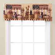 Bless Our Home Valance