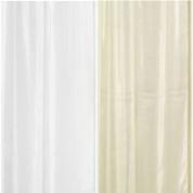 Bulk Case Pack (12 pcs) Nylon Shower Curtain Liner