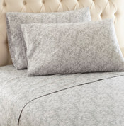 Micro Flannel Sheet Set - Enchantment Grey