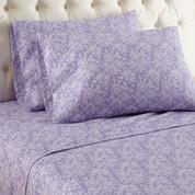 Micro Flannel Sheet Set - Enchantment Violet