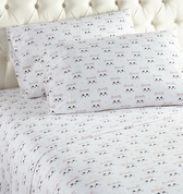 Shavel Micro Flannel Sheet Set - Princess Cats