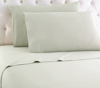 Micro Flannel Sheet Set - Morning Mist from Shavel