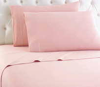 Micro Flannel Sheet Set - Petal Pink from Shavel