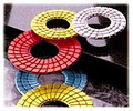 "SUPER-DIASHINE 4"" Diamond Disc 3500 GRIT LOOP"