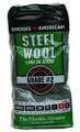 Steel Wool Hand Pads- Grade #2