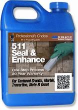 16 oz. Seal and Enhance 1-Step Natural Stone Sealer and Color Enhancer