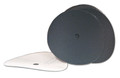 5 Sandpaper Discs 320 Grit - Velcro Backed (100pcs)