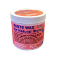 Black Paste Wax for Stone