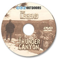 DVD - Legend of Thunder Canyon