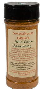 Smokehouse Glenn's Wild Game Seasoning