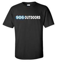 906 Outdoors T-Shirt Black