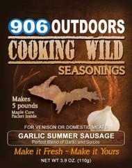 Garlic Summer Sausage Seasoning