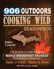 Maple Breakfast Sausage Seasoning