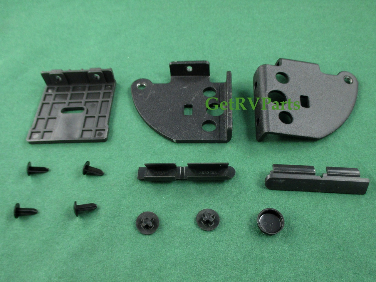 Dometic 293275013 RV Door Reversing Hinge Kit Right to Left