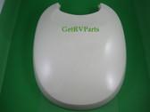 Thetford 33374 RV Bravura Toilet Cover Parchment