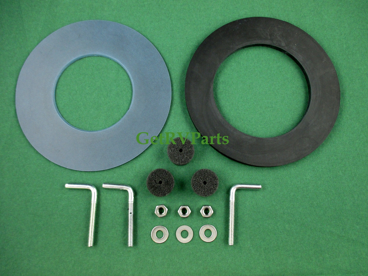 Dometic 385311009 Sealand RV Toilet Plug in Base Seal Kit