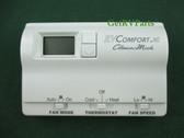 Coleman Mach | 8330-3362 | RV AC Air Conditioner Digital Wall Thermostat White