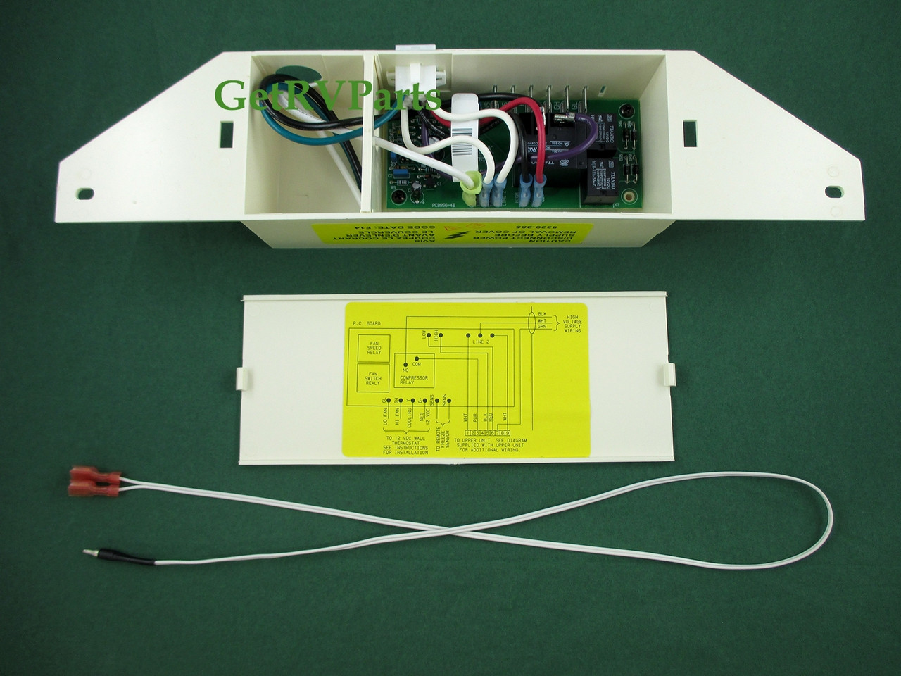Coleman 8330-3851 RV Air Conditioner A/C Control Junction Box