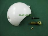Dometic 385310969 Sealand RV Toilet Flush Half Ball Shaft Kit