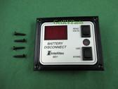 Intellitec 01-00066-005 RV Battery Disconnect Panel Switch