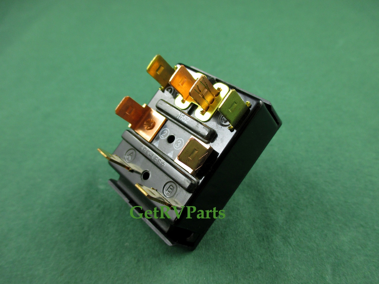 Dometic 3313107025 RV Air Conditioner AC Selector Switch 8 Position Duo Therm