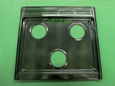 Atwood Wedgewood 54128 RV Stove Side Latching Vision Range Top Was 52015