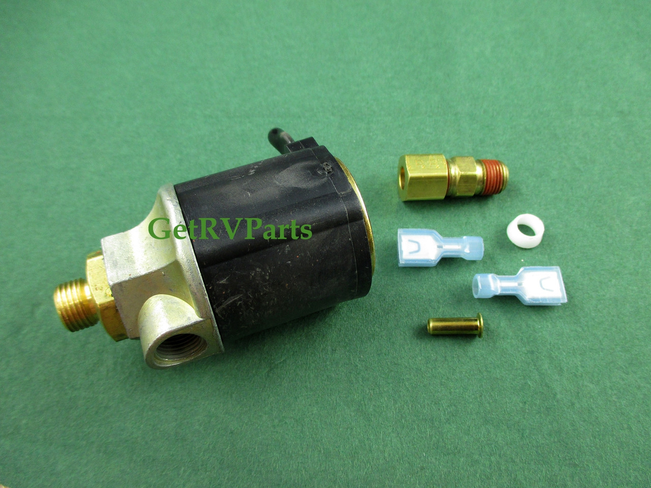 Hadley H00550B RV Horn Bully Replacement Tank Mount Solenoid on