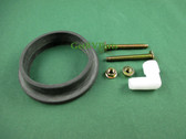 Thetford 19309 Aurora RV Toilet Flange Seal Kit With Bolts