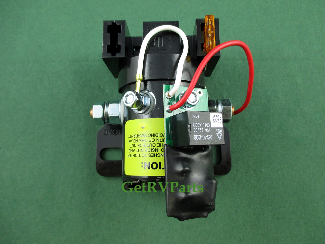 KIB LR9806CBIP RV Motorhome Battery Disconnect Relay on