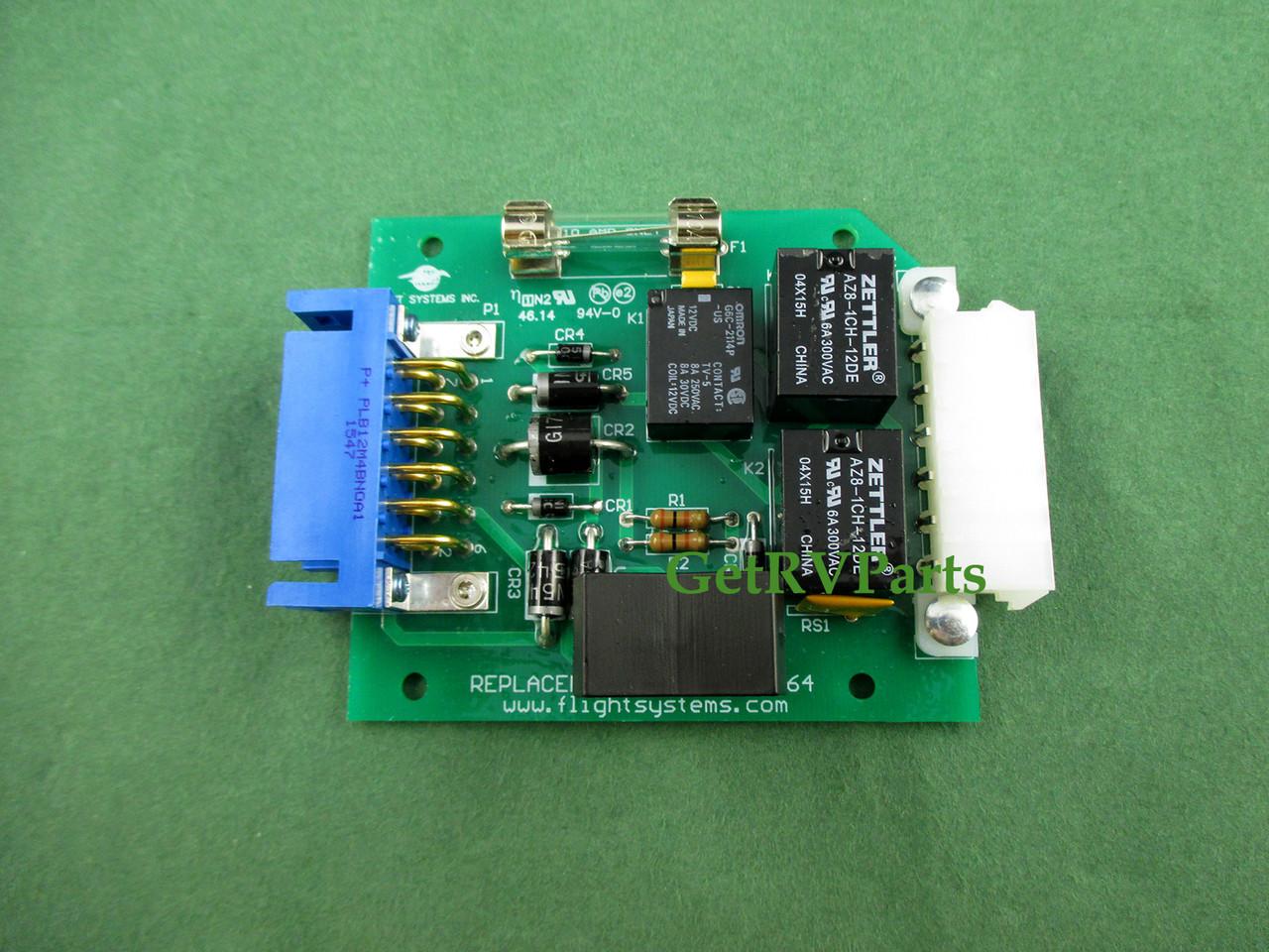 Onan 300-5342 Generator Circuit Board By Flight Systems 56-3764-00